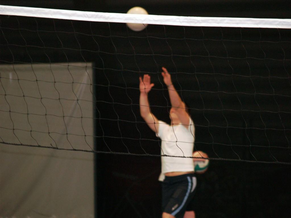 Eté Jeunes Pâques 2010, volley
