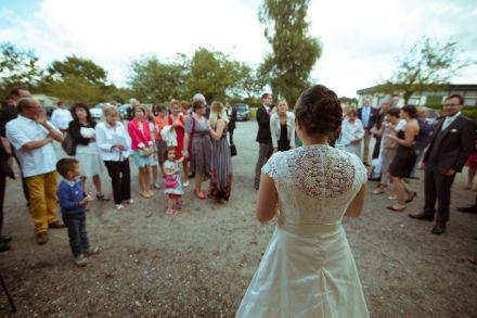 comment faire une robe de mariée