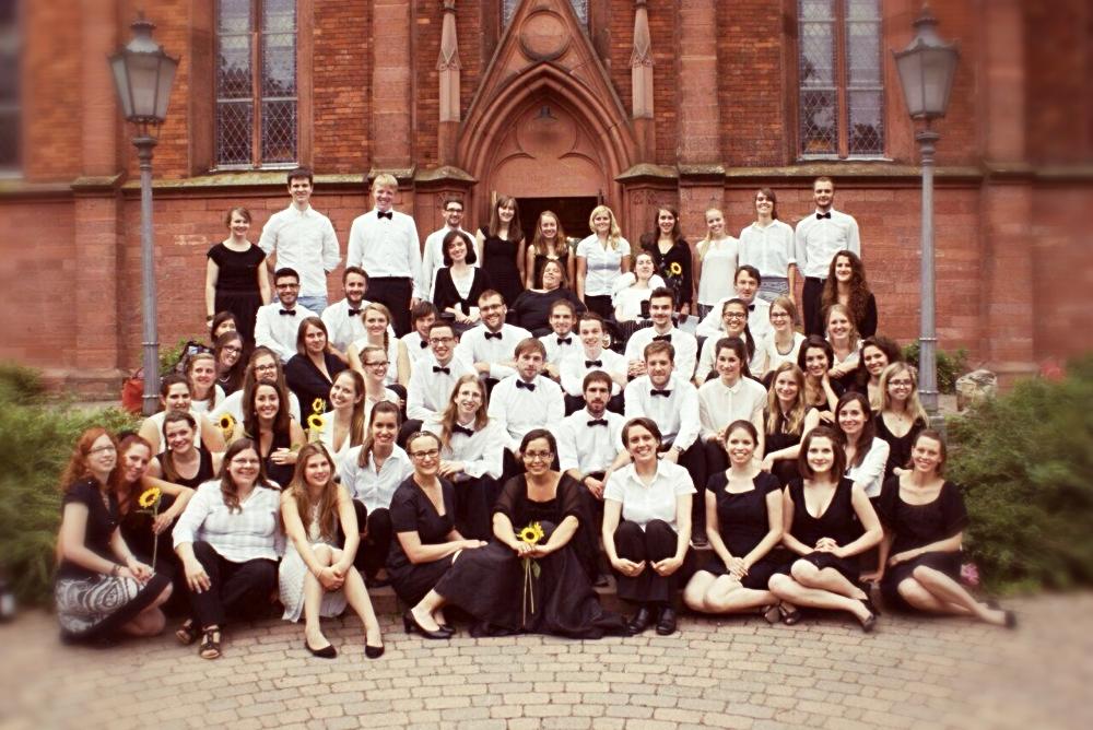 Studentenchor Heidelberg e.V. Großer Chor