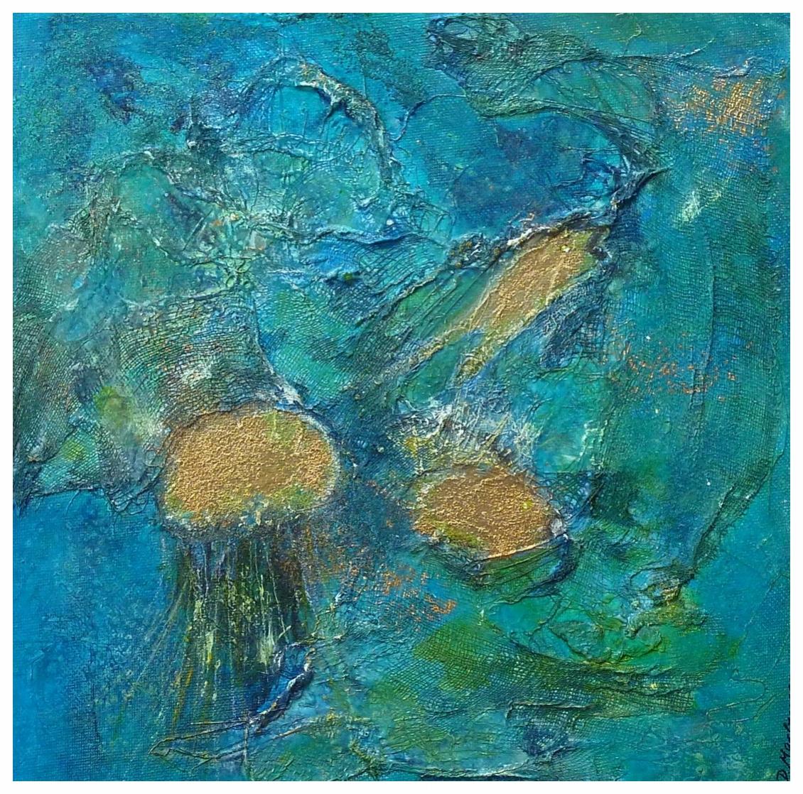 Fische III , 30 x 30
