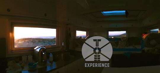 Expedition Vehicle windows  - Erfahrung entsteht, wenn man sich umschaut auf Reisen. Hierzu bedarf es der Aussicht aus dem Weltreisemobil-Echtglasfenster von KCT. world wide travel experience - expeditions truck windows