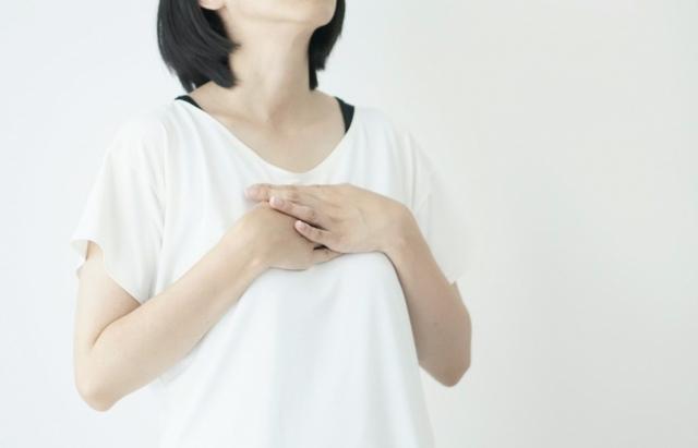 楽に息が吸えますか?〇〇筋をゆるめて大きく深呼吸する呼吸法