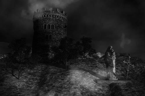 Horror-Burg