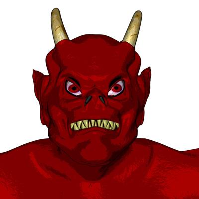 Teufel, devil