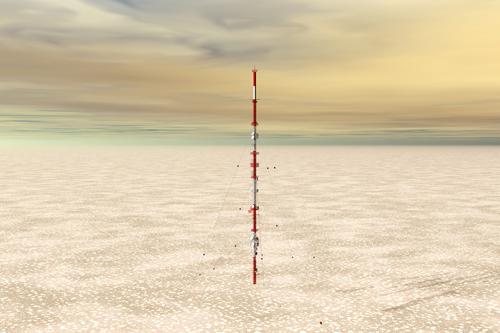 Donnerberger Sender im virtuellen Raum