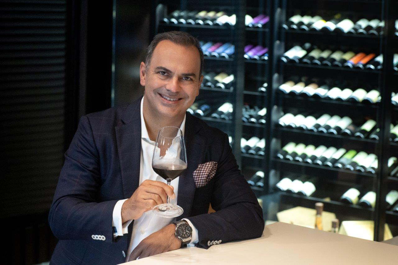 one-on-one with the hospitality leader (1): viabledesign meets gregory liasides (general manager & chairman, rhodes, greece)