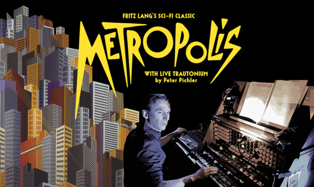 "Trautonium Live Score for ""Metropolis"" (1927)"