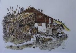 Zeichenschule, Zeichenunterricht, Zeichenkurse, Allschwil, Basel-Land, Zeichnen lernen, Malen lernen
