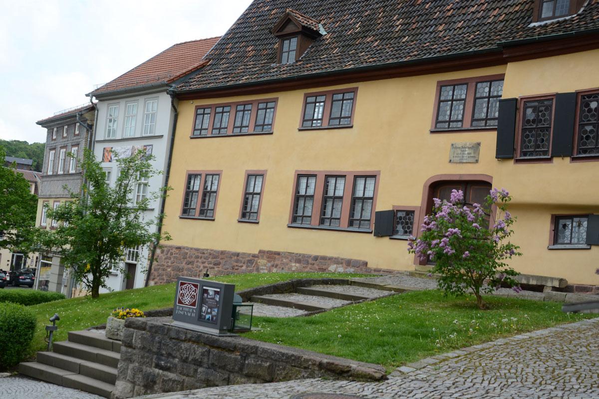 Das Bachhaus