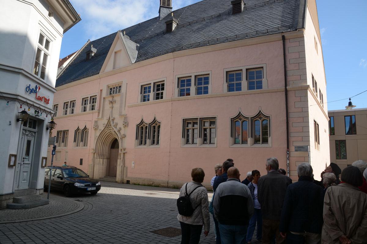 Collegium Maius (Hauptgebäude)