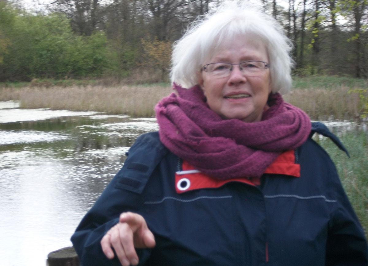 I.-A. Severloh, 1. Vorsitzende LFV Eldingen