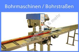 Bohrmaschinen / Bohrstraßen