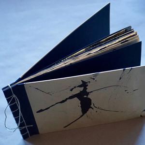 Lose Blätter verbinden  - zu Büchern binden