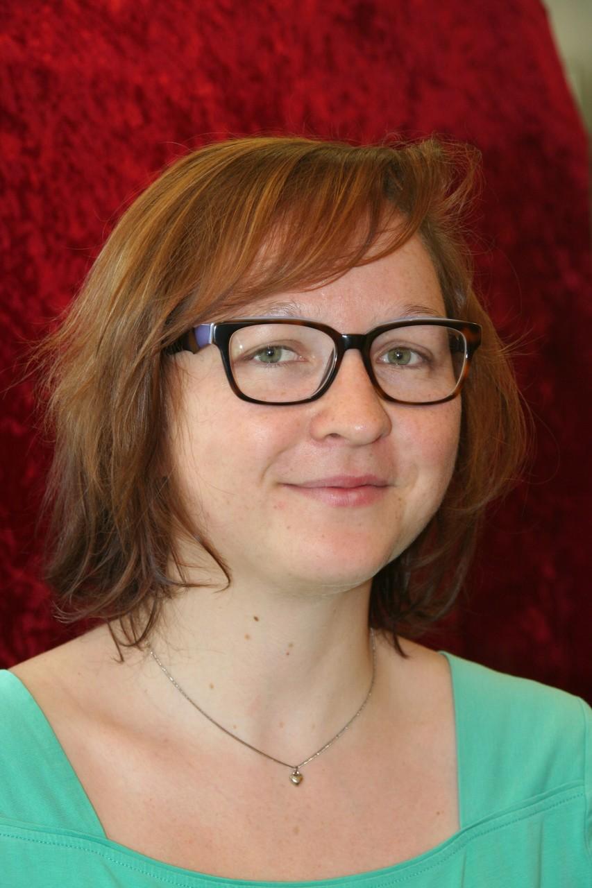 Sabine Koschorreck aus Leipzig trägt KAOS