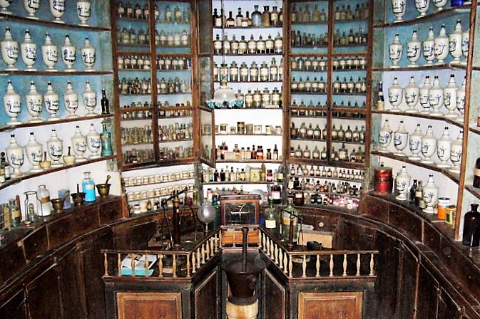 Farmàcia de Llívia