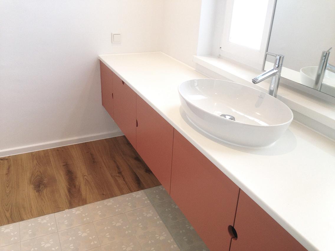 bauzeit berlin, Projektleitung, luxuriöser Umbau der Wohnung, komplette Grundrissänderung und Innenausbauten