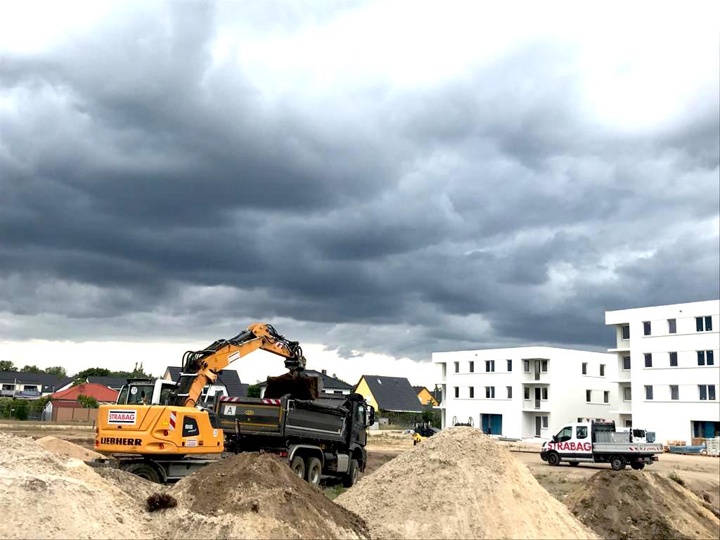 Geschichte wird geschrieben: bauzeit berlin wird auch für den Bauabschnitt 2 Weiße Stadt Oranienburg beauftragt