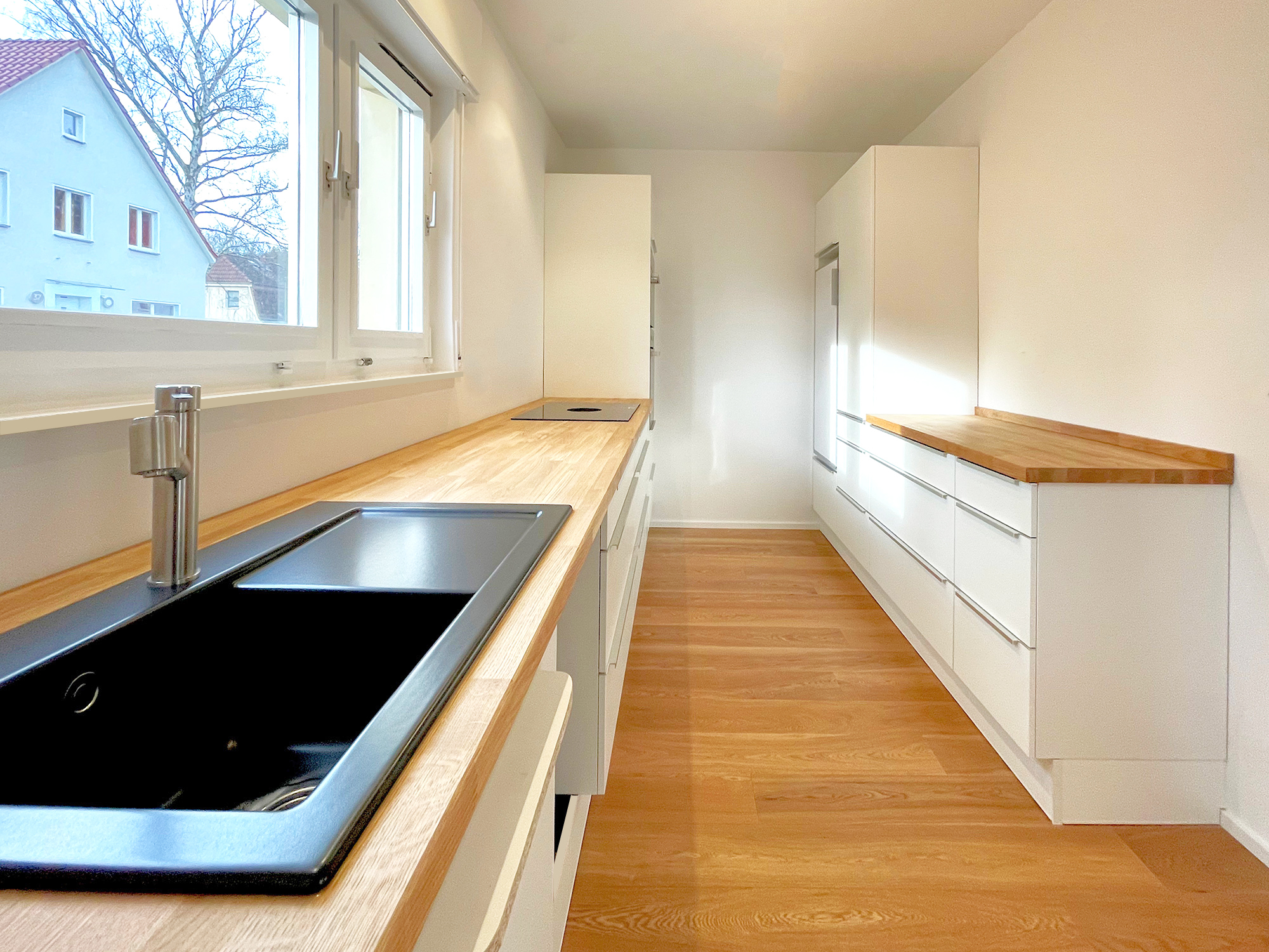 Fertigstellung Komplettsanierung 70er Jahre Haus in Berlin-Tegel