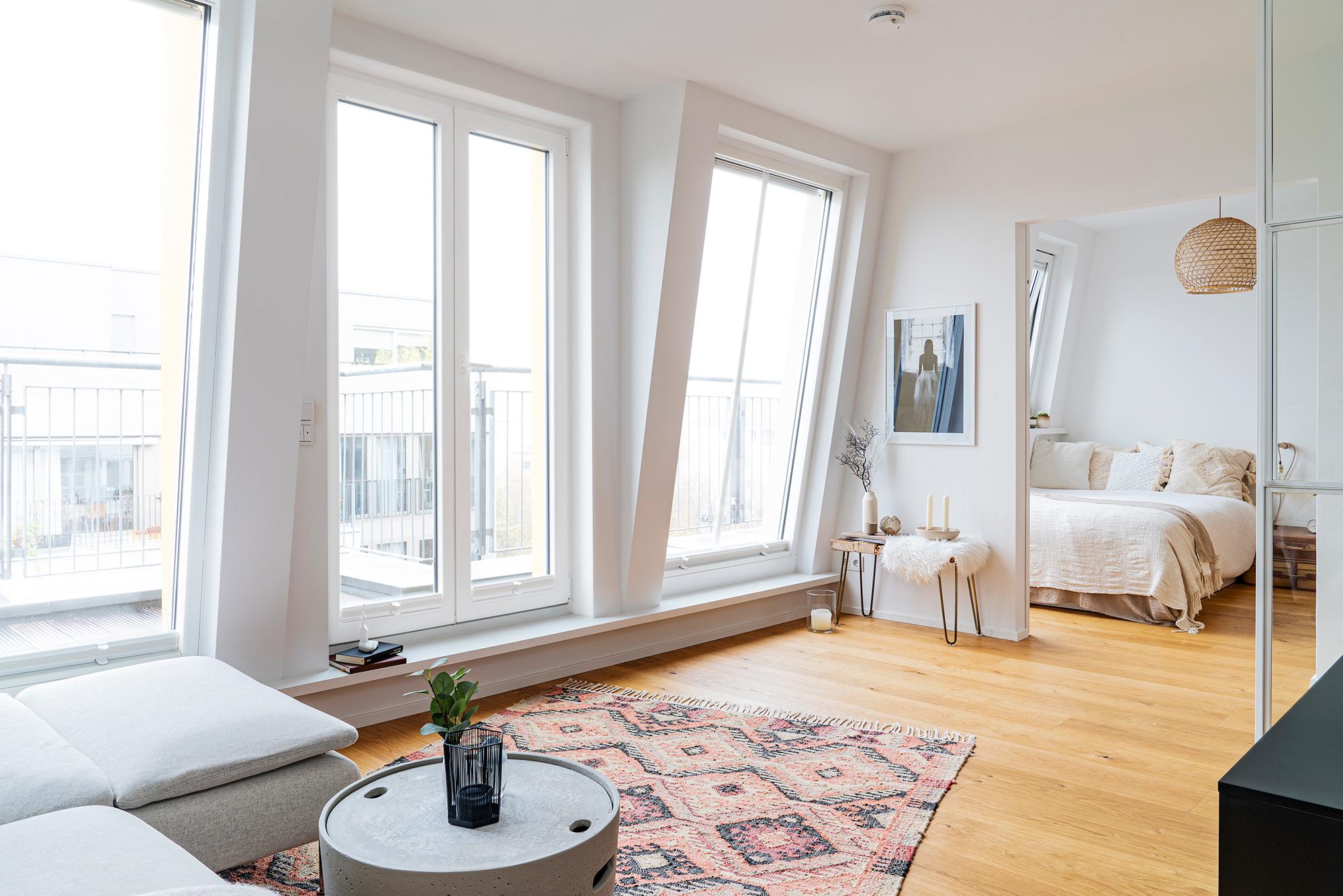 vorzeitige fertigstellung Dachgeschosswohnung in Berlin-Mitte