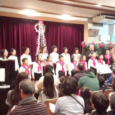 2012年12月9日カントルム井の頭クリスマスコンサート