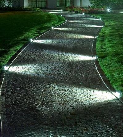 Dai luce al tuo giardino vuemmebi impianti s r l s - Impianto luce giardino ...