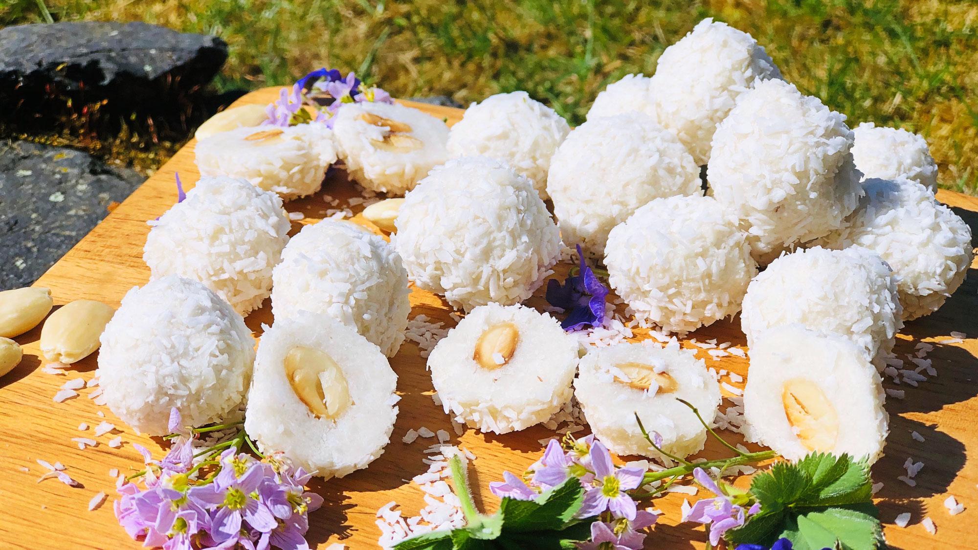 Kokos - Bällchen