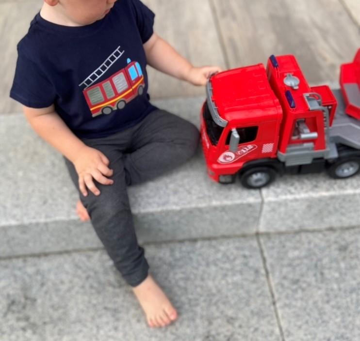 Feuerwehrauto kostenlose Plottdatei   Freebie