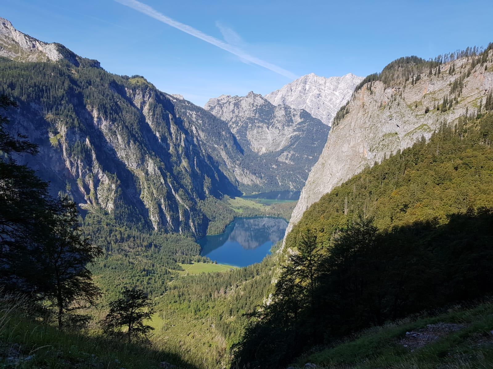 Obersee mit Königssee