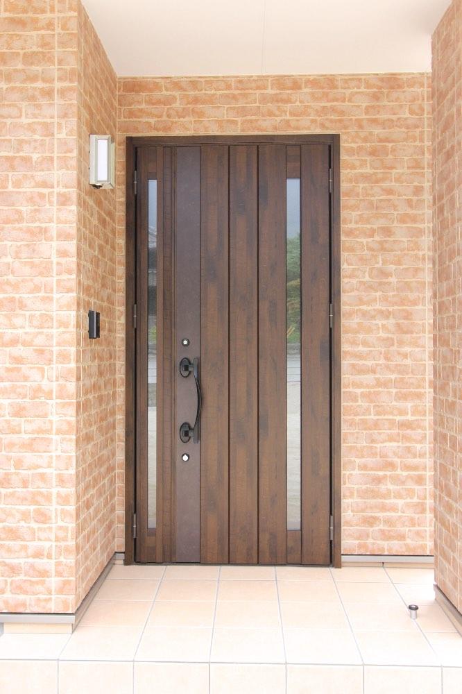 断熱性能の高い玄関ドア