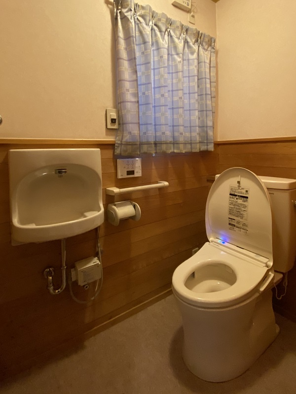 1Fトイレ 工事前