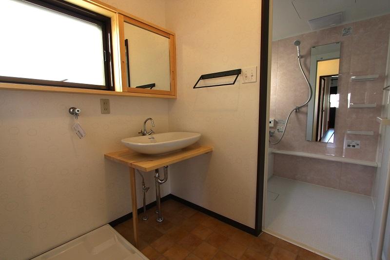 浴室 ・ 洗面 改修工事