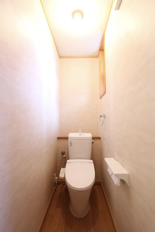 2Fトイレ 設置後