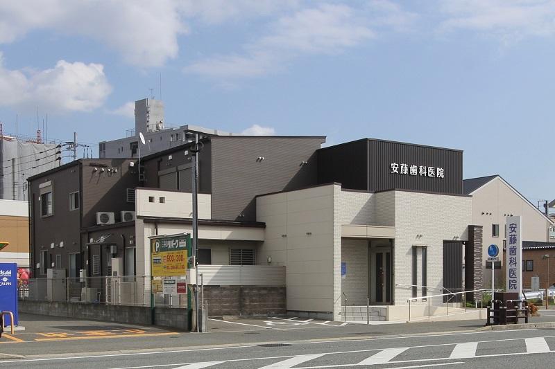 安藤歯科医院様 2階増築工事 完成