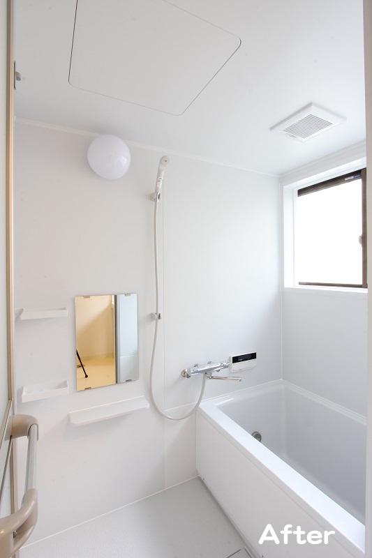 フロア張り替え及びトイレ、浴室入れ替え工事【福津市 S様邸】