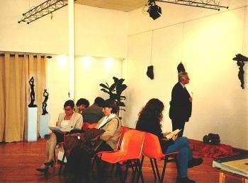 Mostra-conferenza tenutasi all'Associazione GEA di Genova.