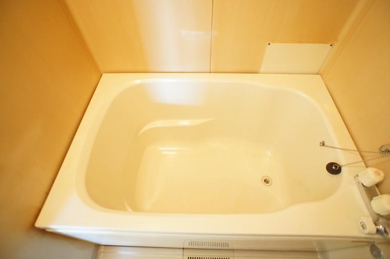 コーポハナミズキ102浴室別アングル