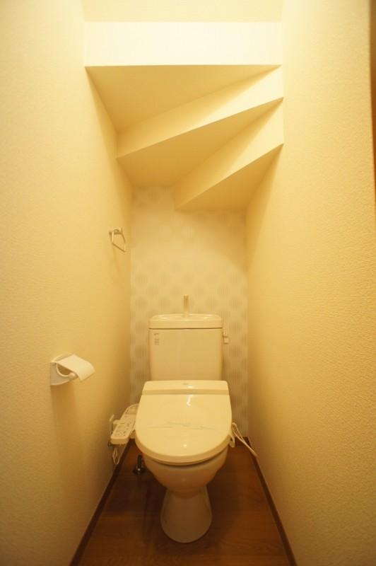 ハイクレスト湘南107トイレ