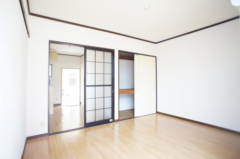 コーポハナミズキ102洋室