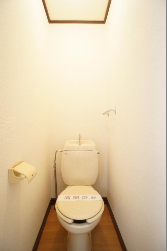 コーポハナミズキ102トイレ