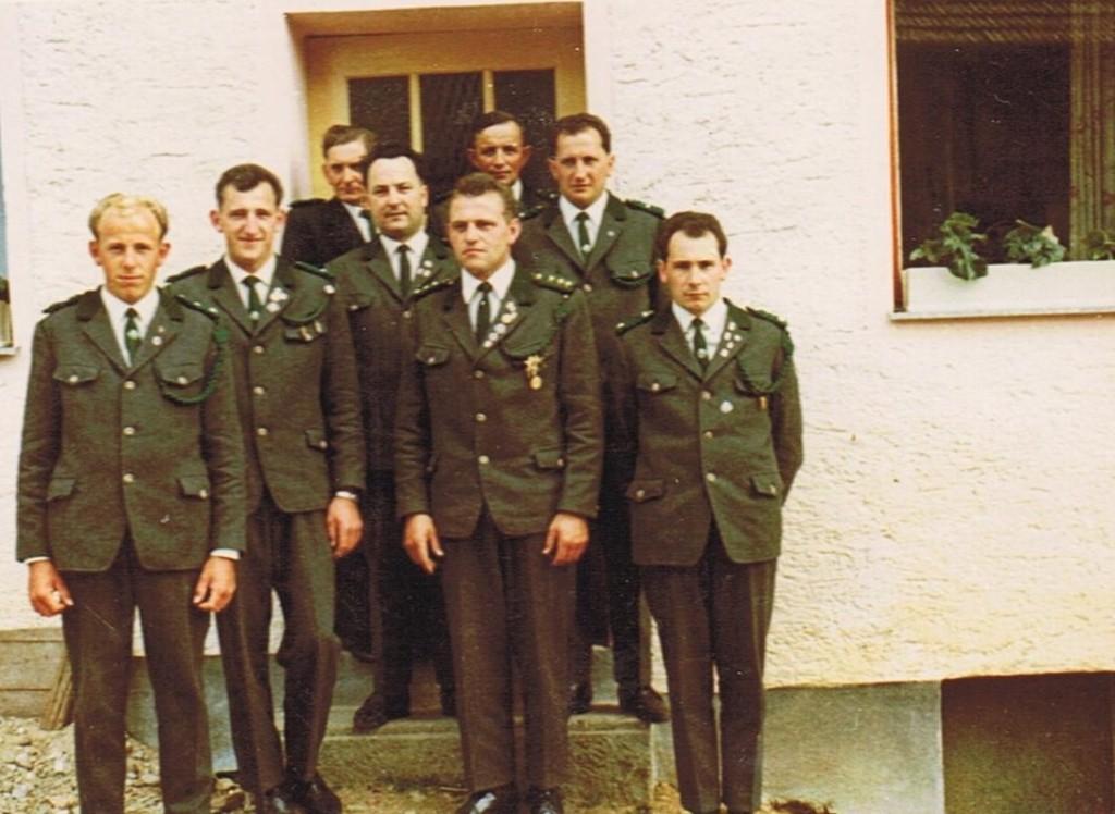 Schützen 1966