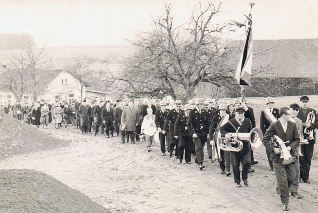 Schulhauseinweihung 1964