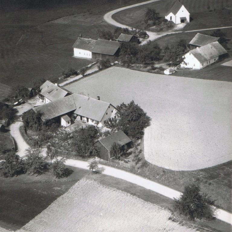 Zillendorf anno 1958