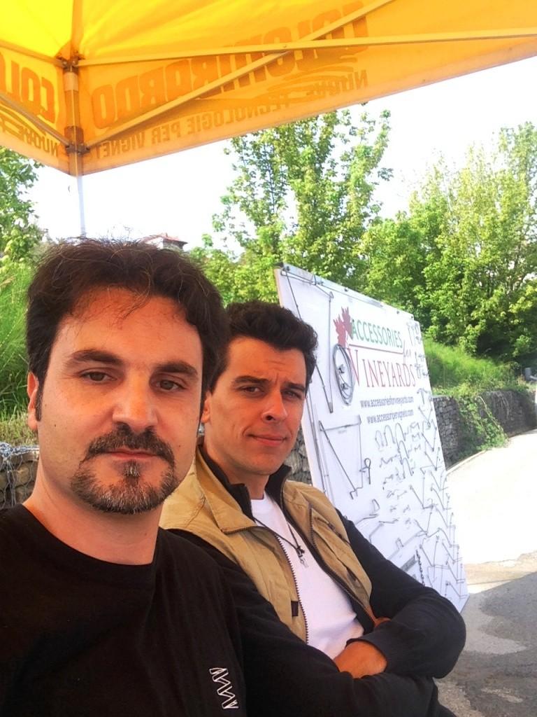 Brusco Massimo e Visconti Paolo
