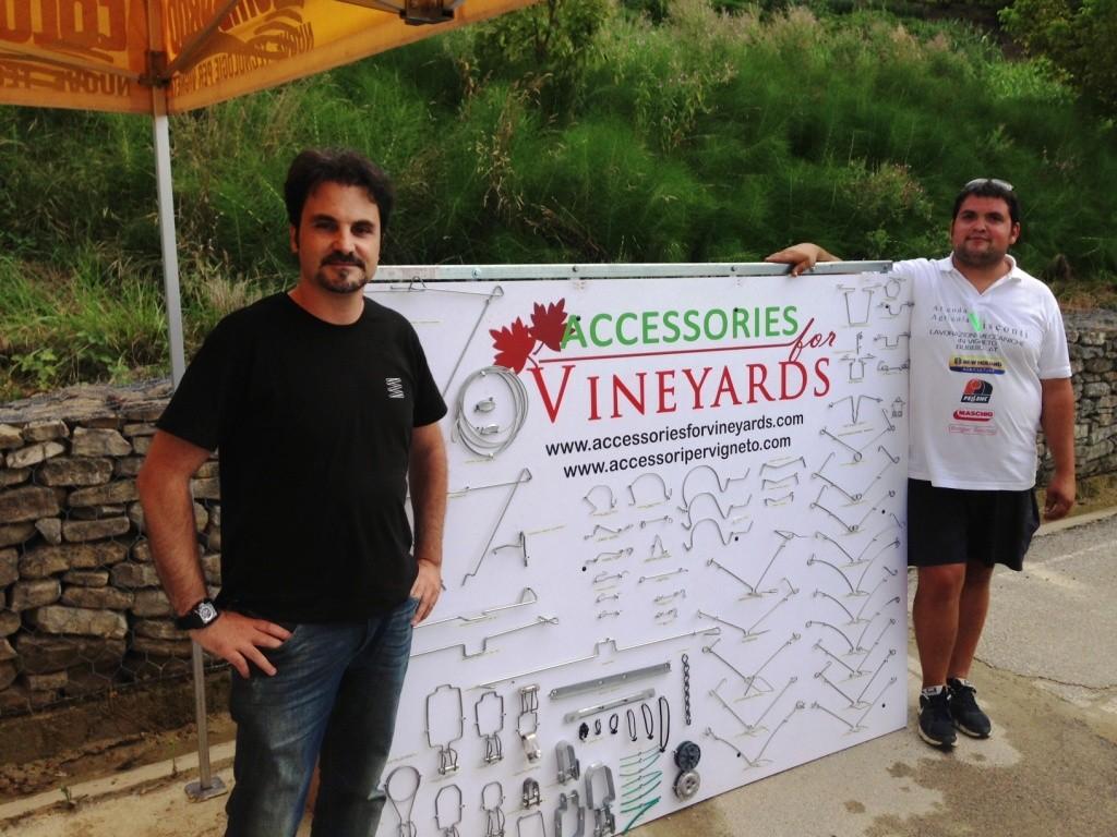 Brusco Massimo e Daniele Visconti ( Contoterzista )