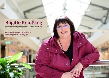 Brigitte Kräußling Coach und Kompetenzberaterin