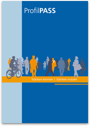 Bild zeigt Workbook ProfilPASS für Erwachsene