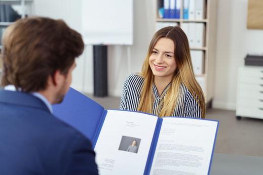 Bewerbungen gut vorbereiten mit der ProfilPASS-Beratung