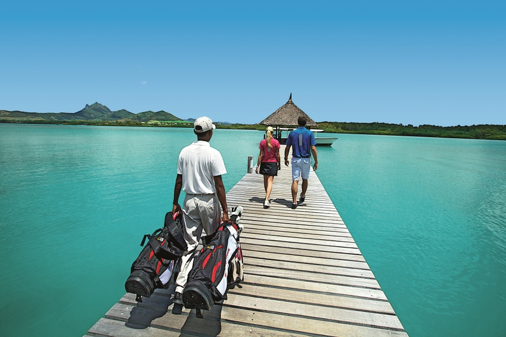 Play golf, enjoy the luxury hotel as well as the sea and several aquatic activities only in Mauritius
