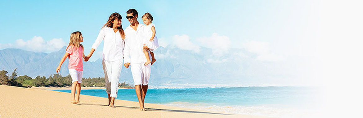 Sea, sun and sand one of the biggest treasure at your disposal in Mauritius