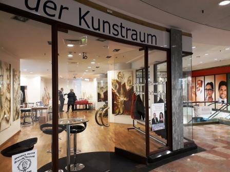 Ausstellung KUNSTRAUM Galerie Thurnhofer; 1010 Wien Ringstraßengalerien   vom 13. bis 30. März 2019 Öffnungszeiten: Montag bis Samstag 9:00 bis 18:00 Uhr